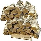 30 KG mumba-Kaminholz * BIRKE * Feuerholz Restfeuchte ca. 20% getrocknet