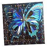 goldbuch Poesiealbum 'Flower Butterfly', 165 x 165 mm VE = 1