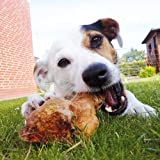Schecker Kauwurzeln Gr: M Das Dauer Kauspielzeug die Kauwurzel für Hunde ohne irgendwelche Zusätze...