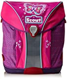 Scout 491002 Nano Kinder-Rucksack, Rosa/Grau