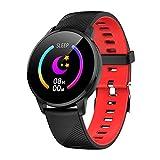 Sipaluo Sport Smart Watch Männer, IP67 wasserdichte Dünne Metallkörper-Fitness Tracker Heart Rate...
