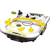 EDED Electric Air Powered Hockey, Tischfußball Indoor Sports Gaming Set mit Gerätezubehör 2...