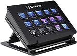 Corsair Elgato Stream Deck Live Content Creation Controller (mit personaliserbaren LCD-Tasten,...