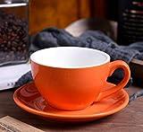 Kaffeetassen Keramiktasse Tasse 4 Teile/Los Geflochtene Gewebte Bunte 209 cm Runde Tischsets...