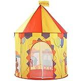 DLJAC Kinderspielzelt - Premium-Raumrocket Castle Pop Kinderspielhaus, Comes,...
