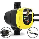 TROTEC Elektronischer Druckschalter TDP DS Pumpensteuerung Druckwächter für Hauswasserwerk...