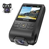 APEMAN Dashcam Autokamera Dual Lens Full HD 1080P Vorne und 720p Hinten Kamera 170 Weitwinkel mit...