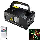 Bühnenbeleuchtung Bühnenbeleuchtung DM-RGY200 18W LED Einstrahlecholote-Projektor mit...