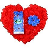 LYFST Duftkerze in Herzform, romantische Liebe, Hochzeit, Party, Süße, kleine Kerze zum...