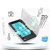 TIANXIAWUDI UV-Smartphone-Desinfektionsgert Multifunktionsmasken UV-Licht-Desinfektor Tragbarer...