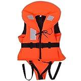 FAMIROSA Kinder Schwimmweste 100 N 10-20 kg