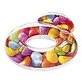 Bestway Schwimmsessel Candy Delight, 118 x 117 cm