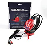 ouying1418 SY850MV Gaming Headsets Home Office Wired Noise Cancelling Headphone