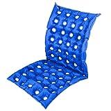 Autopeck Cushion Luftaufblasbares Sitzkissen für bariatrische Dekubitus-Rollstuhl, Heim- und...