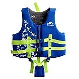 Kinder Schwimmweste Jacke Schwimmanzug - Jungen Mädchen Schwimmhilfen Auftrieb Bademode Einstellbar...