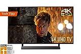 Panasonic TX-40GXW804 LED Fernseher 4K (Ultra HD, Smart TV 40 Zoll/100 cm, Alexa Sprachsteuerung,...