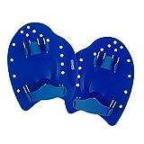 Lomo Handpaddel zum Schwimmen, blau, Large