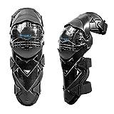 SDENSHI Universal Motorrad PP Shell Knie Hosenträger Schienbeinschoner ATV Schutzausrüstung