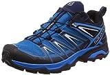 Salomon Herren X Ultra 3 GTX Trekking-& Wanderstiefel, Blau (Mykonos Blue-Indigo Hunting-Pe 000), 44...