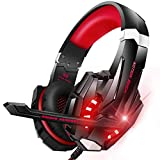 Taoke G9000 Stereo Gaming for PC, Xbox One-Controller, Noise-Cancelling über Ohr-Kopfhörer mit...