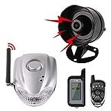 Autopmall Auto-Alarmanlage, automatische Sicherheit, 2-Wege-Fernbedienung, kabellos, Alarm...