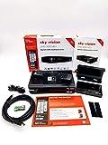 Sky Vision UHD 3000 HD+ Digitaler UHD Satellitenreceiver + inkl. 1TB Festplatte (4K UHD, HDTV,...