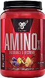 BSN Amino X Verzweigtkettige Aminosäuren (mit Vitamin D, Vitamin B6, Taurin, Alanin und Arginin,...