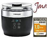 ROMMELSBACHER Joghurt- und Frischkäsebereiter JG 80 'Jona', inkl. 4 Keramik Portionsbecher à 125...