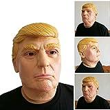 Sttoce Donald Trump Maske, Rollenspiel, Party-Orgie, Kostümwettbewerb, lustige Requisiten