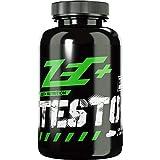 ZEC+ Testo+ Kapseln - 120 Stück, Booster Kapseln mit D-Asparaginsäure und N-Methylglycine,...