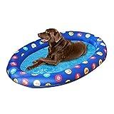 Dslxa Hund Pool, Float Pet Hammock Float Pool Float Hammock Aufblasbare Hammock Frhling Schwimmen...