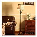 WYZ. Stehleuchte LED europischen Stil Wohnzimmer Sofa Schlafzimmer Nachttischlampe Vertikal Kreative...