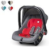 Lionelo Noa Plus Kindersitz, Autokindersitz Gruppe 0+ (0 bis 13 kg), ab Geburt, ECE R44/04, TÜV...