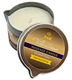 Vibratissimo Massagekerze'Caramel Cream', MADE IN GERMANY, 100ml,Karamellaroma