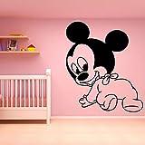 Tianpengyuanshuai Ratte Baby Aufkleber Kinder Schlafzimmer Baby Raum Hauptdekoration Vinyl...
