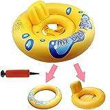 DOLYUU Baby Schwimmring,Baby Schwimmhilfe Baby Schwimmen Ring, Kleinkind Kinder Schwimmreifen...