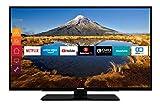 Telefunken XF39G511 98 cm (39 Zoll) Fernseher (Full HD, Triple Tuner, Smart TV, Prime Video, Works...