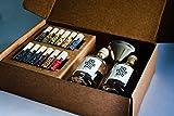 DO YOUR GIN – Komplettes Gin Set - Gin selber-machen - 12 Hochwertige Botanicals in schönen...