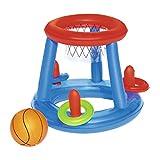 Bestway Basketball- und Ringwurfspiel, 61 x 61 cm