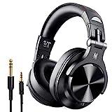 OneOdio Bluetooth Kopfhrer Over Ear, Geschlossene Studiokopfhrer mit Share Port, kabelgebundene und...