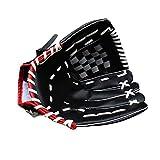 baseballhandschuhe 12,5 Zoll Sport Baseball Mitten Erwachsene Softball Handschuh PU Handschuh...