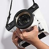 FSD-MJ Unterwasser-Kamera-Gehäuse, wasserdicht, für Canon, Nikon, DSLR, SLR, Bianca