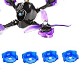 Ochoos Zubehör Miko Beetle TPU Motor Mount Base Schutzhülle Rot Blau Lila für 2204 2205 2206 2207...