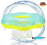 EDWEKIN Baby Schwimmring, Mitwachsende Schwimmhilfe, Schwimmsitz, Kleinkinder ab 9 Monate bis 3...