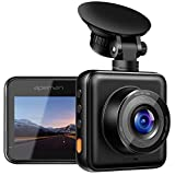APEMAN Mini Auto Dashcam 1080P FHD Autokamera DVR 170  Weitwinkel Advanced Sensor Bewegungserkennung...