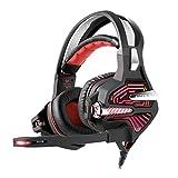 E-Sport-Spiel Vibration Headset Headset Computer-Headset Mit Weizenstarkem...