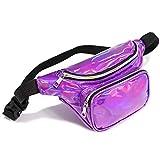Veckle, Hüfttasche Violett violett Einheitsgröße