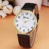 DECTN Armbanduhr Frauen Uhren...