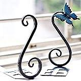 Stationery-Teaching Supplies Exquisite und langlebig, 1 Paar Metall-Buchstützen Home Office...