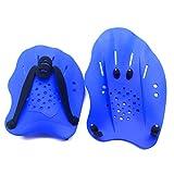 Sykasm Kinder Outdoor Schwimmen Paddeln Training Schwimmen Gewebt Sport Arm Schwimmen Handfläche...